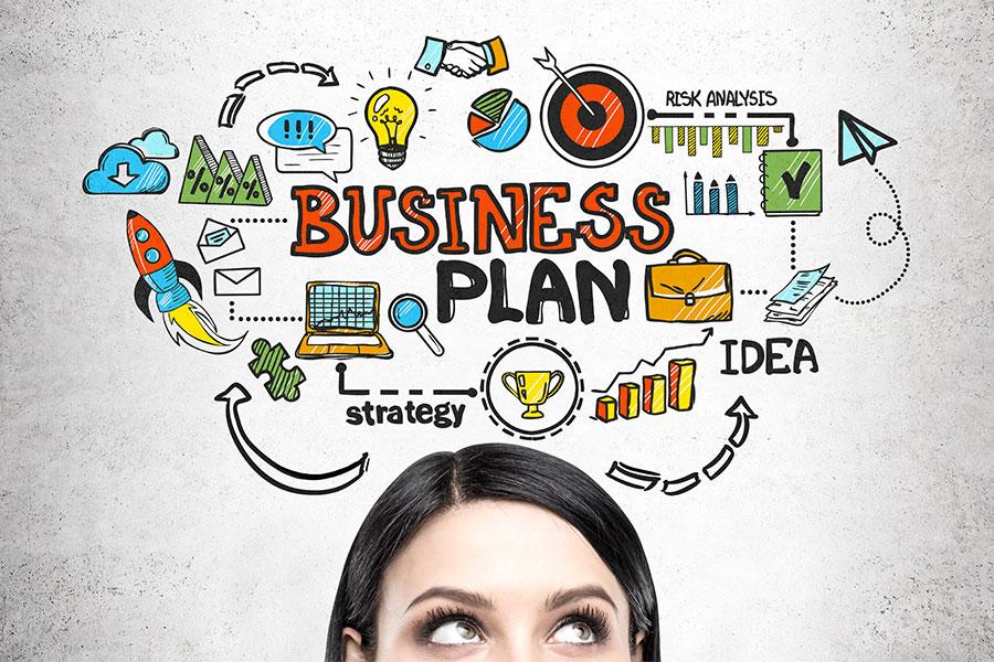 ビジネスアイデア作成